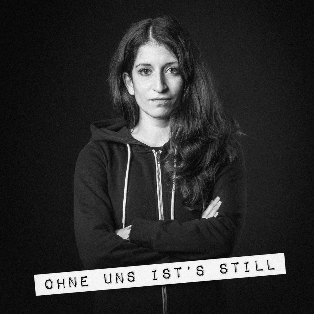 Sarah Wächter - Ohne uns ist's still - s'läuft! Radio-Promotion